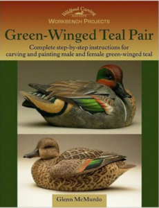Green Winged Teal Pair